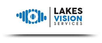 Lakes Vision Services Logo- Registered Charity Number 1152388